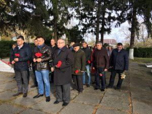 З нагоди Дня вигнання нацистських окупантів з України