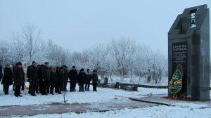 Пам'яті жертв голодоморів
