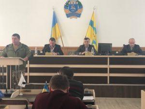 Відбулось пленарне засідання сесії районної ради