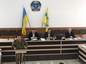 21 грудня відбулось засідання тридцять третьої (позачергової) сесії районної ради
