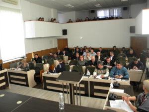 Із засідання сесії районної ради