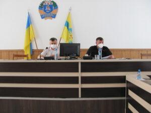 Відбулась 45 сесія районної ради