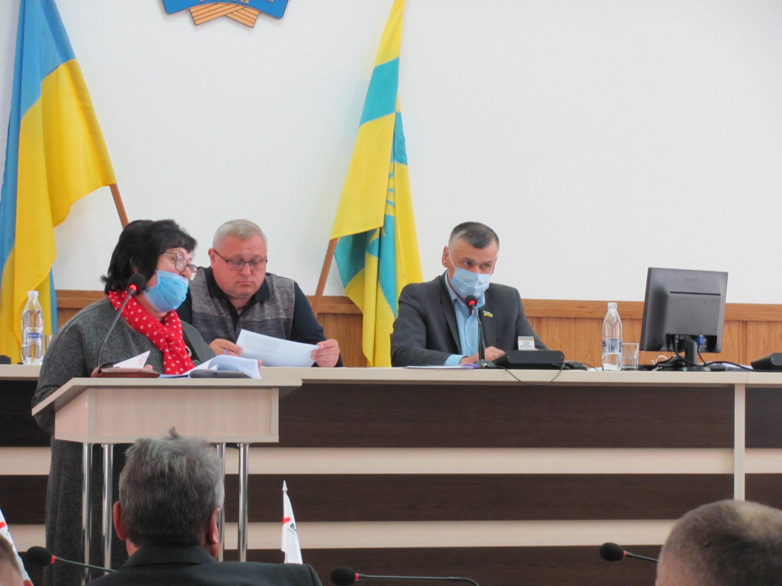 Відбулась 48 сесія районної ради