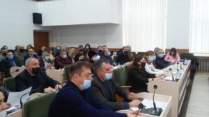 Із засідання другої (позачергової) сесії районної ради…